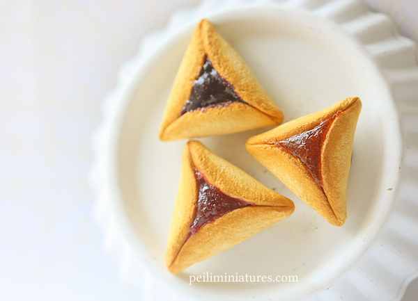 Jewish Magnets Hamentashen-jewish magnets, hamentashen magnets, food magnets