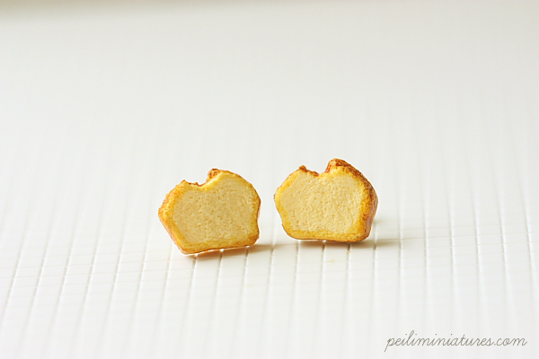 Pound Cake Earrings