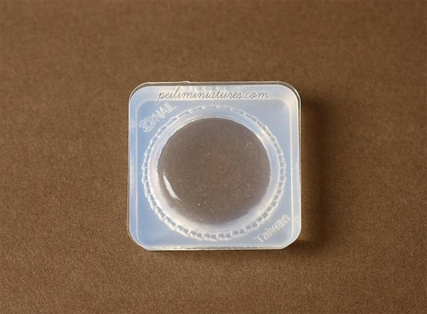 Fake Macaron Silicone Mold - 37mm Macaron