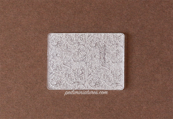 Miniature Lace Mold - Nail Lace Mold - Valenciennes