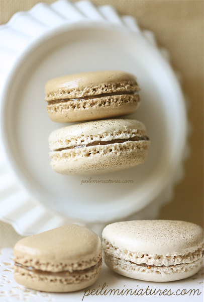 French Magnet - Macaron