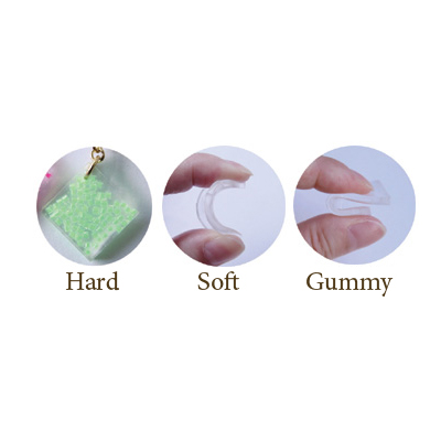UV Resin - Gummy Type - For Making Transparent Jewelry