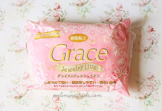 Grace Jewelry Clay - Resin Air Dry Clay-grace clay, resin air dry clay
