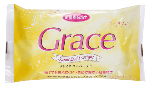 Grace Super Light Weight Clay-grace clay
