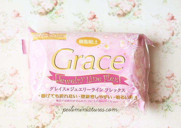 Grace Jewelry Line Flex Clay - Resin Clay - Air Dry Clay-grace jewelry line flex clay