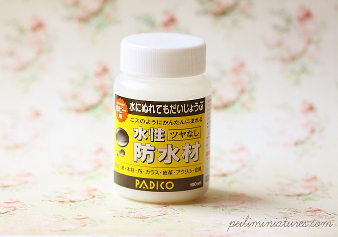 Air Dry Clay Supplies - Padico Water-Resistant Matte Sealer for Clay
