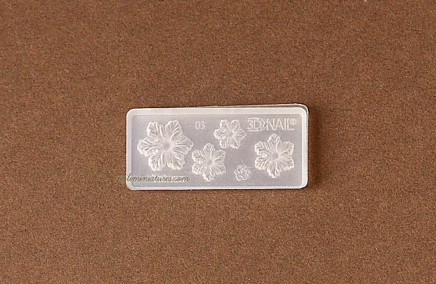 Wild Desert Rose Miniature Mold