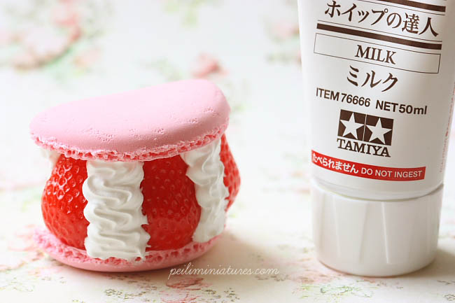 Fake Whipped Milk Cream-fake whipped milk cream