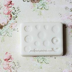 Dollhouse Miniature Fruit Slices Mold