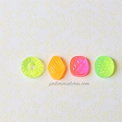 UV Resin Color - Transparent Color for UV Resin - Neon Pink