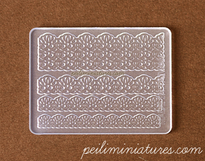 Princess Lace Mold - Silicone Lace Mold
