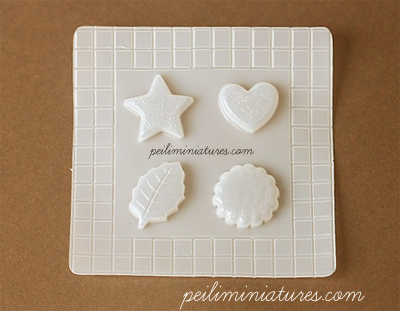 Decoden Mold - Cookies Mold - Miniature Food Mold-decoden mold, cookies mold, miniature food mold